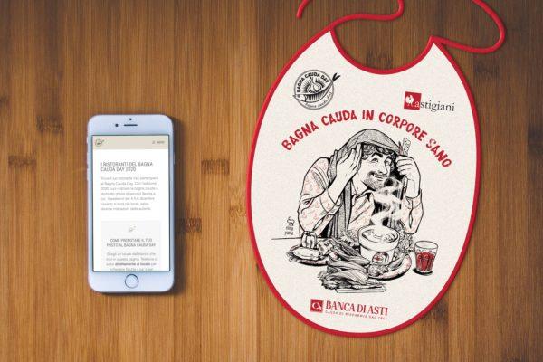 Online i primi ristoranti aderenti al Bagna Cauda Day 2020